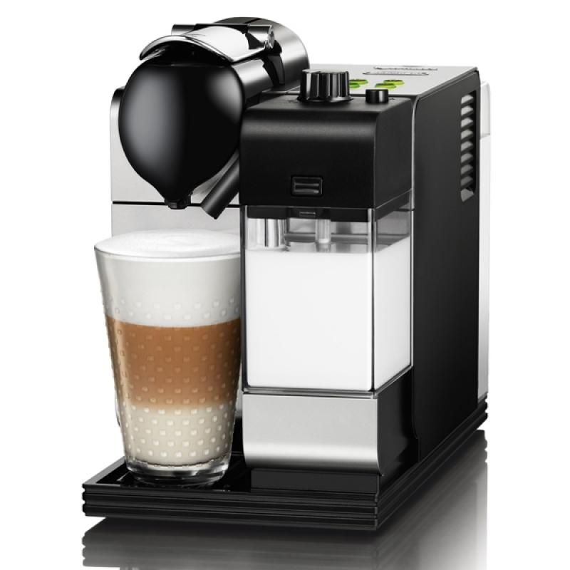 Nespresso lattissima touch ontkalken