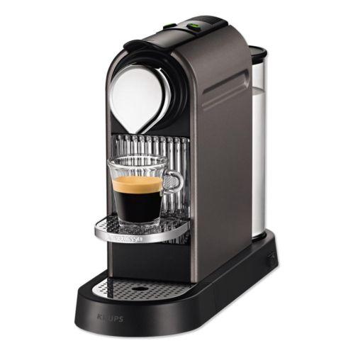 Krups CitiZ XN720T Nespresso