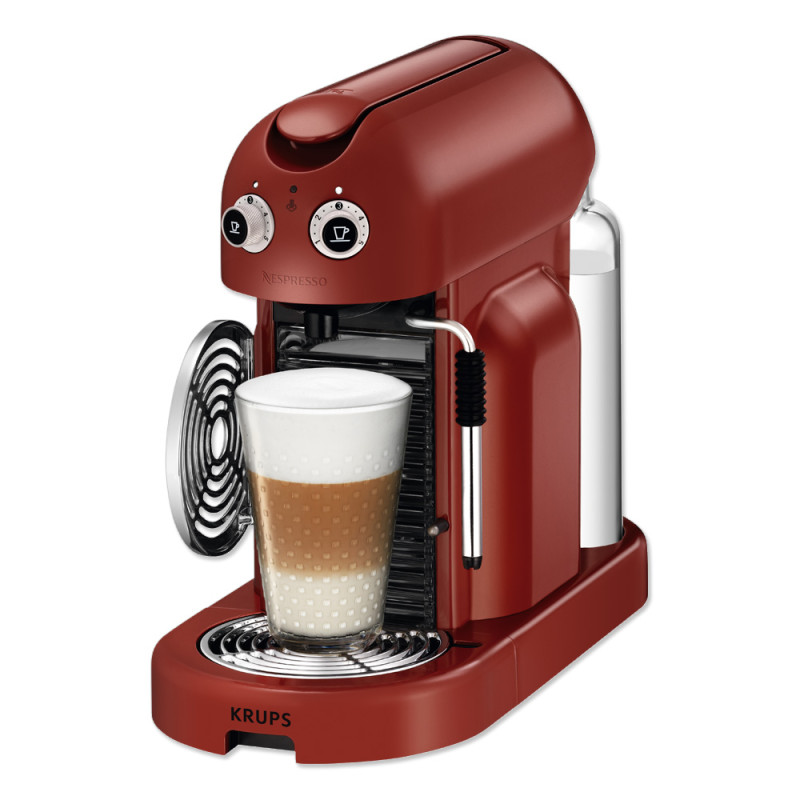Krups Maestria XN8006 Nespresso - Rood