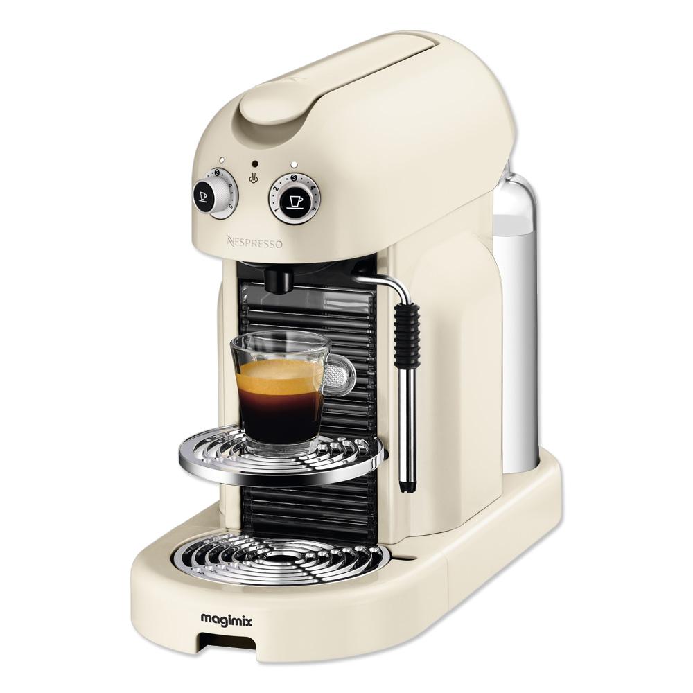 Magimix La Maestria M400 Nespresso - Crème