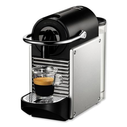 Magimix Pixie M110 Nespresso - Zilver
